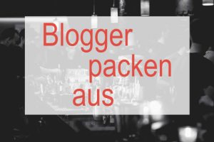 Logo Blogger packen aus