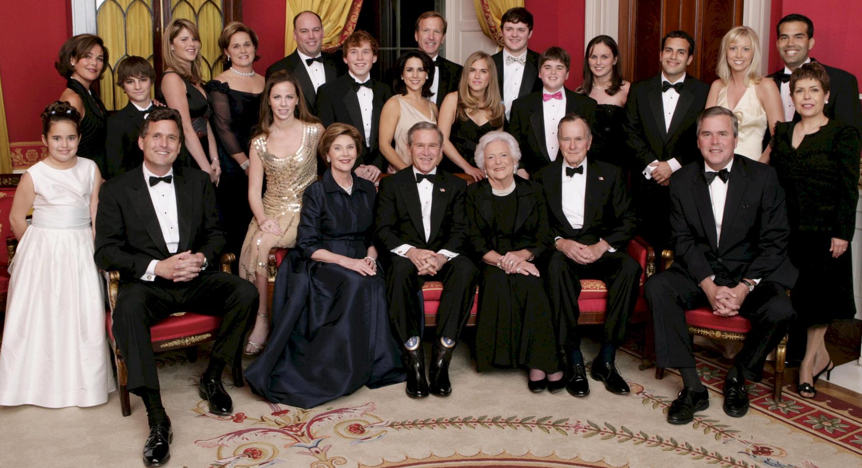 Großfamilie Bush