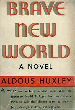 Brave New World von Aldous Huxley