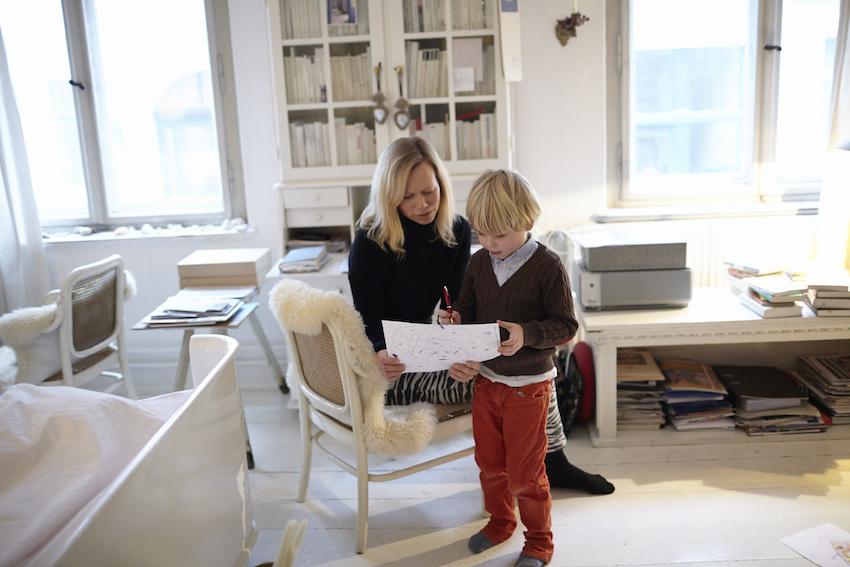 MAMA BERLIN und Sohn