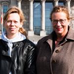Reina Becker und MAMA BERLIN