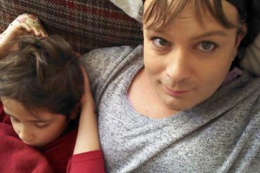 """#goodwomen """"Frau Papa"""" Nina: Wie fühlt sich Frausein im Körper eines Mannes an?"""