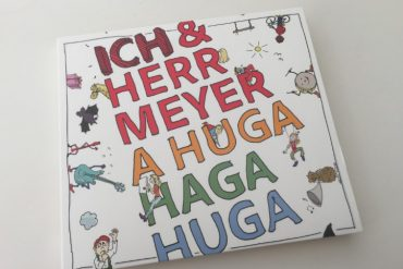 Adventskalender Ich & Herr Meyer CD i