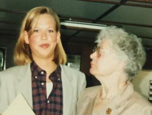MAMA BERLIN Großmutter und ich