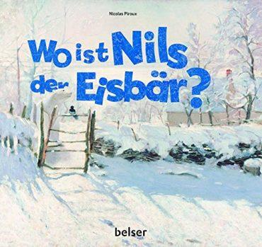 MAMA BERLIN NIls Eisbär Cover