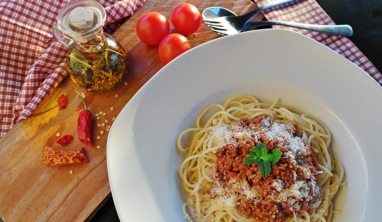 #mamakocht spaghetti