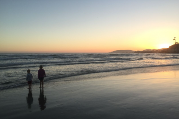 Neustart im Ausland: Wie geht das? Lohnt sich das? Expat-Mama Tina Busch erzählt