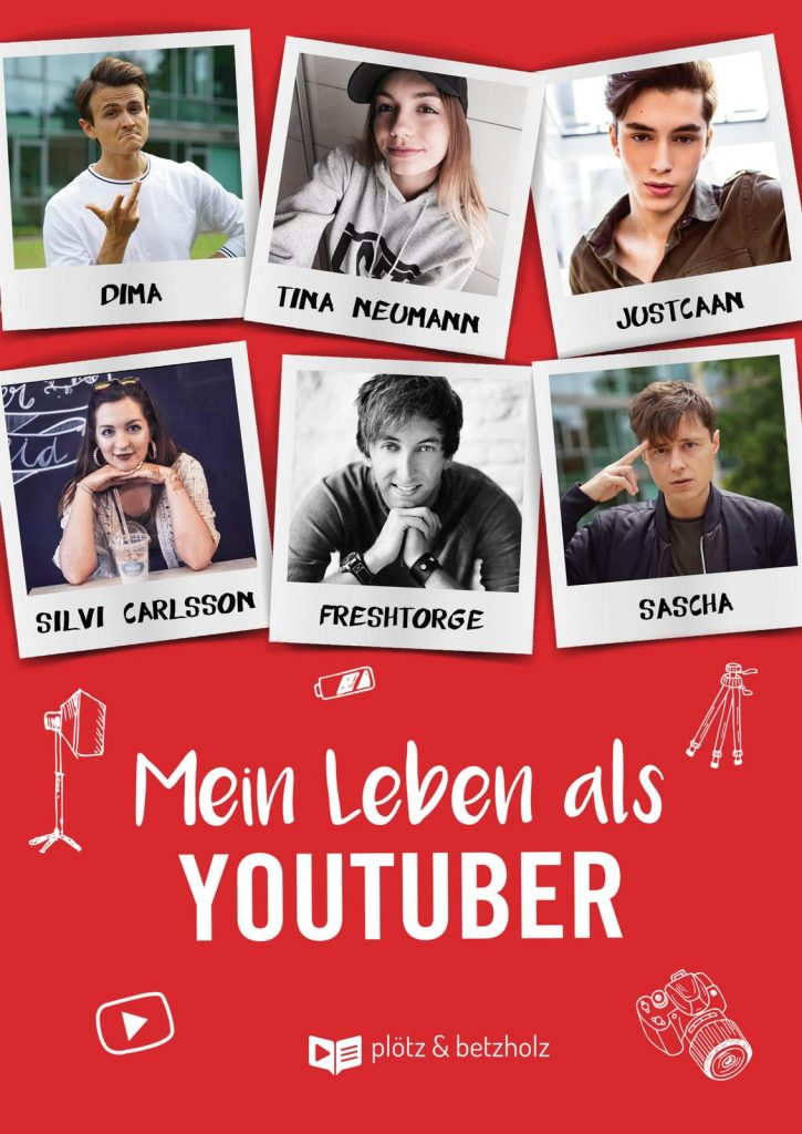 Mein Leben als YouTuber Cover
