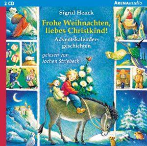 Frohe Weihnachten, liebes Christkind Arena Cover