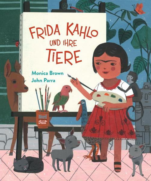 Adventskalender Frida Kahlo Cover