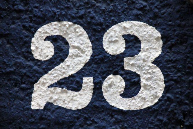 Adventskalender 23. Türchen